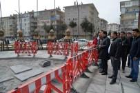NEŞET ERTAŞ - Başkan Bahçeci Açıklaması 'Kırşehir'i Modern Bir Şehir Yapacağız'