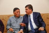 RıDVAN FADıLOĞLU - Başkan Fadıloğlu Yaşlıları İhmal Etmiyor