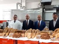 HALK EKMEK - Başkan Gül'den Halk Ekmek Fabrikası'nda İnceleme