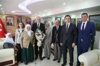 YAŞLILAR HAFTASI - Başkan Kamil Saraçoğlu Açıklaması Kütahya Belediyesi Olarak Yaşlılarımıza Hizmet Etmeyi Bir Görev Edindik
