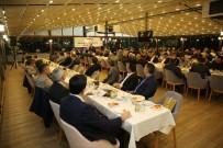 GENÇLİK KOLLARI - Başkan Karabacak Dernek Yöneticileriyle Bir Araya Geldi