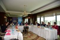 SAĞLıK BAKANLıĞı - Başkan Türel, SKB Toplantısına Katıldı