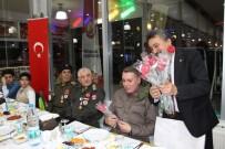 Başkan Tutal, Şehit Ve Gazilerle Bir Araya Geldi