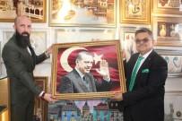 MEHMET TURGUT - Başkan Yağcı'dan İş Yeri Açılışı