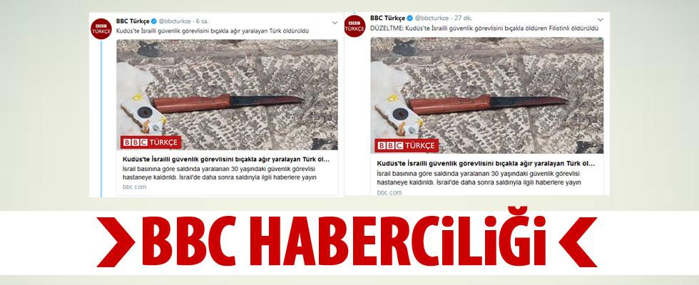 BBC'nin Türk yalanı