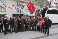 BEYKOZ BELEDİYESİ - Beykoz'dan Afrin'e Destek