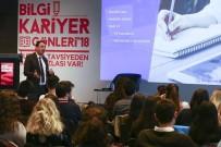MERCEDES BENZ - BİLGİ Kariyer Günleri'nde Öğrenciler İş Dünyasının Önemli İsimleriyle Buluştu