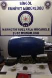 KAÇAK SİGARA - Bingöl'de Uyuşturucu Ve Kaçak Sigara Operasyonu