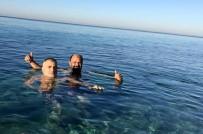 MEHMET SARI - Bir Yanda Kar Diğer Yanda Deniz Keyfi