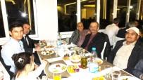 HÜSEYIN ÖNER - Burhaniye'de Kaymakam Öner Şehit Ailelerini Yemekte Buluşturdu