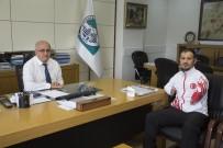 ÇEYREK ALTIN - Büyükşehir'den Başarıya Ödül