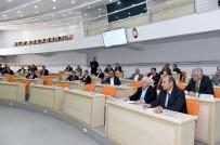 TOPLANTI - Büyükşehir Meclisi Mart Ayı Toplantılarına Devam Ediyor