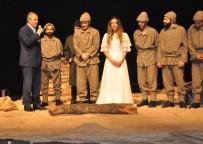 ÖZGÜRLÜK - 'Çanakkale Mahşeri' Kütahya'da da sahnelendi