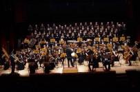 SENFONİ ORKESTRASI - Çanakkale Oratoryosu İzleyenlere Duygu Dolu Anlar Yaşattı