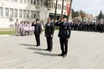 AHMET KARATEPE - Ceylanpınar'da 18 Mart Kutlaması