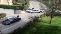 CEP TELEFONU - Cinnet Getiren Sürücü, Dehşet Saçtı