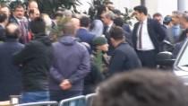 ENERJİ VE TABİİ KAYNAKLAR BAKANI - Cumhurbaşkanı Erdoğan AK Parti İl Başkanlığını Ziyaret Etti