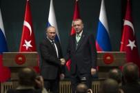 CUMHURBAŞKANı - Cumhurbaşkanı Erdoğan'dan Putin'e Tebrik
