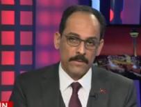 İBRAHİM KALIN - Kalın'dan CNN muhabirine tokat gibi cevap