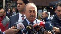 SOSYAL DEMOKRAT PARTİ - Dışişleri Bakanı Çavuşoğlu'ndan Alman Mevkidaşına Tebrik Telefonu