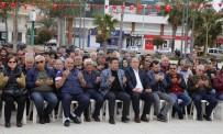MUSTAFA KEMAL ATATÜRK - Döşemealtı'nda Çanakkale Şehitleri Unutulmadı