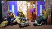 KUKLA TİYATROSU - 'Dünya Bir Kukla Sahnesi' Sergisi Açıldı