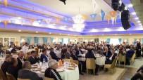 İMAM HATİP LİSESİ - Edremit AK Parti'den 'Vefa' Yemeği