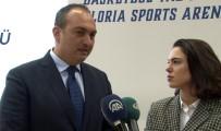 YÜZME - Elif Özdemir Açıklaması 'Türkiye İçin Başarılı Basketbolcular Yetiştirmek İstiyoruz'