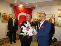 MUSTAFA KEMAL ATATÜRK - Emel Uyarlı'nın 'Atatürk Ve Çanakkale' Sergisi Büyükçekmece'de Açıldı