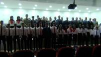 ANADOLU LİSESİ - Erciş'te 18 Mart Çanakkale Zaferi Ve Şehitleri Anma Günü Etkinliği