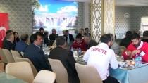 ÖĞRETMENEVI - Erciş'te Şehit Aileleri Ve Gaziler Onuruna Yemek Verildi