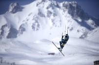YÜKSELEN - Erciyes Kayak Merkezi Ford Snowkite, Dünya Kupası Finaline Ev Sahipliği Yapacak