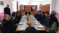 İMAM HATİP LİSESİ - Ergene'deki Okulların Güvenliği Masaya Yatırıldı