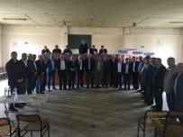 KOCABAŞ - ESOB Seçim Finalini Başmakçı'da Yaptı