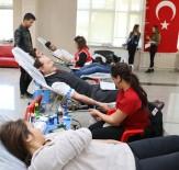 DALYAN - GAÜN Öğrencilerinden Şehitler Anısına Kan Bağışı