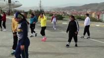 Genç Milli Boksörler, Çankırı'da Kampa Girdi