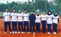 REKTÖR - Harran Üniversitesi Tenis Takımı Türkiye 2'Ncisi Oldu