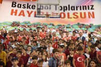 TÜRKIYE BASKETBOL FEDERASYONU - Hidayet Türkoğlu, Basketbol Topu Dağıtım Törenine Katılacak
