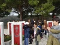 ÖĞRENCİLER - İkra Koleji Öğrencileri Çanakkale'yi Gezdi