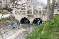 ÇAYBOYU - Isparta Çayboyu Kanalı Temizlendi