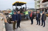KARAYOLLARI - İznik'in Dört Bir Yanına Yatırım
