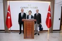 JİCA Yönetim Kurulu Çankırı'da