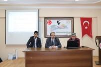 TOPLANTI - Kalite Yönetim Sistemi Toplantısı Yapıldı