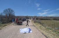 CENAZE - Karı Koca Motosiklet Kazasında Yaşamını Yitirdi