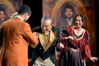 HALDUN DORMEN - Karşıyaka'da Tiyatro Şöleni Başlıyor