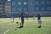 EFLATUN - Kdz. Ereğli Belediyespor, Çankırı Deplasmanından 3 Puanla Döndü