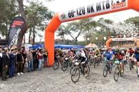 ANTALYA - Kepez'de Pedallar Yarıştı