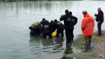 TABUR KOMUTANLIĞI - Kızılırmak'ta Akıntıya Kapılan Kişinin Kaybolması