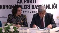 İBRAHIM KARAOSMANOĞLU - Kocaeli'de 'Şehirlerin Ekonomik Beklentileri' Forumu