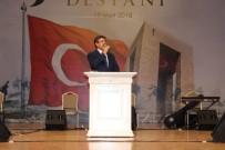 KÜÇÜKÇEKMECE BELEDİYESİ - Küçükçekmece'de Farklı Dillerde' Çanakkale Türküsü' Söylendi